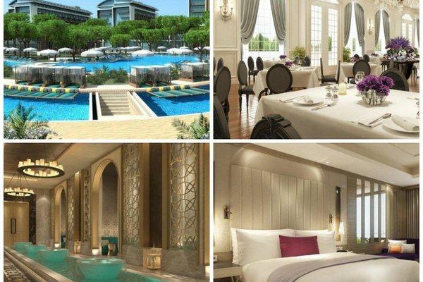 Турция Анталья TRENDY LARA HOTEL 5* от 63500 рублей