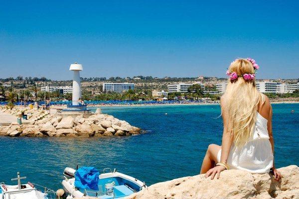 Отели для взрослых на Кипре