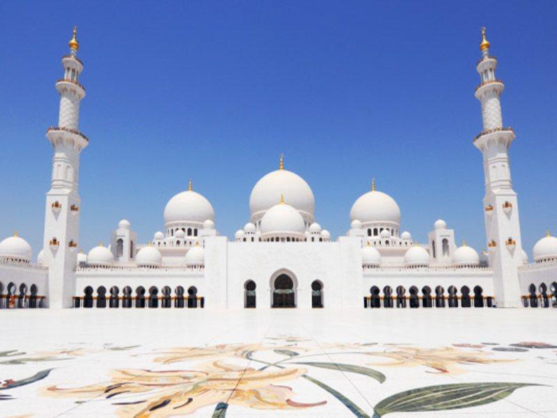 мечеть Зайеда