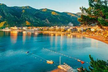 Лучшие курорты Турции на Эгейском побережье: Ичмелер