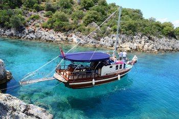 Лучшие курорты Турции на Эгейском побережье: Фетхие