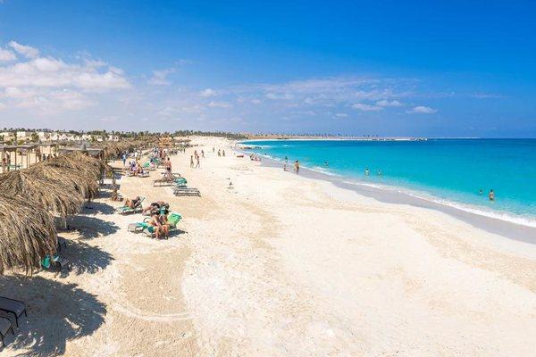 Мерса Матрух пляж