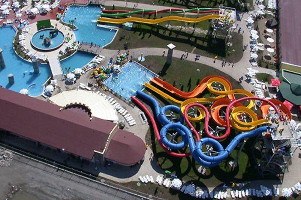 Action Aquapark в Болгарии