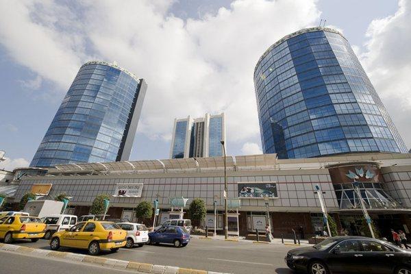 Akmerkez торговый центр Стамбул
