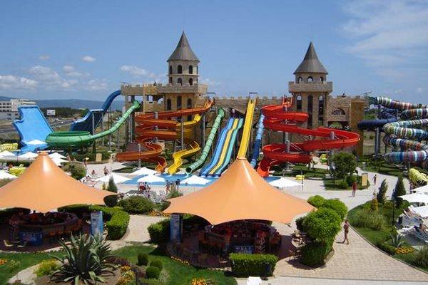Аквапарк Aqua Paradise Несебр Болгария