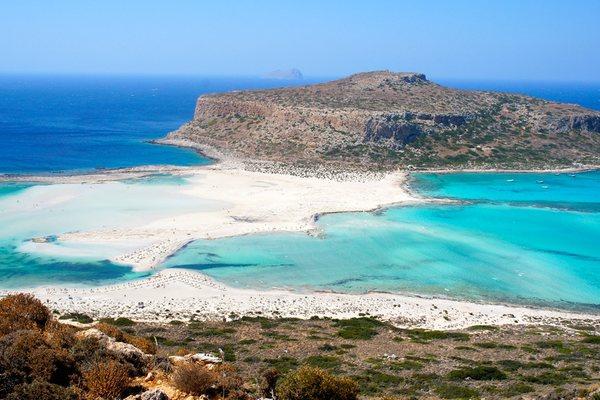 Пляж Балос