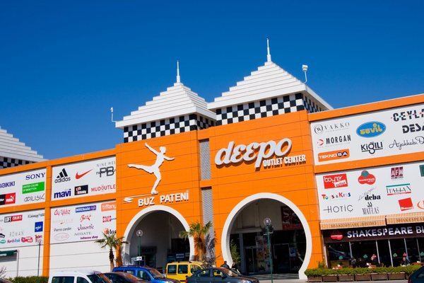 Deepo Outlet Center в Анталии