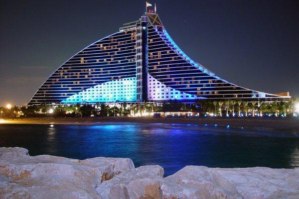 Jumeirah Beach Hotel 5*