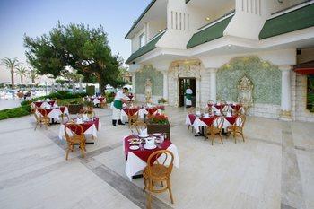 Дискотеки и рестораны Кемера