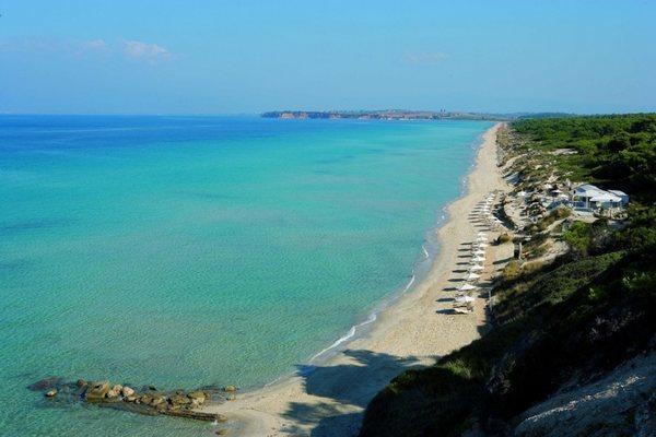 Пляж Сани