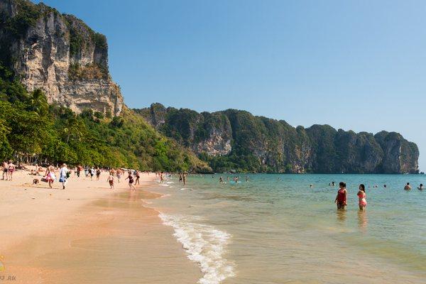 Пляж Ао Нанг Краби Таиланд