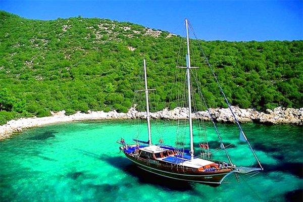 Круизы по морям Турции