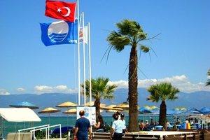 Лучшие пляжи Мармариса, Фетхие и Бодрума, отмеченные Голубым флагом