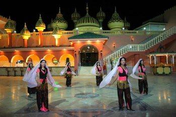 Развлекательный комплекс  1001 ночь в Шарм эль Шейх