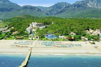 Лучшие отели Турции для спокойного отдыха
