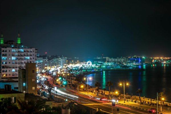 Мерса Матрух в Египте