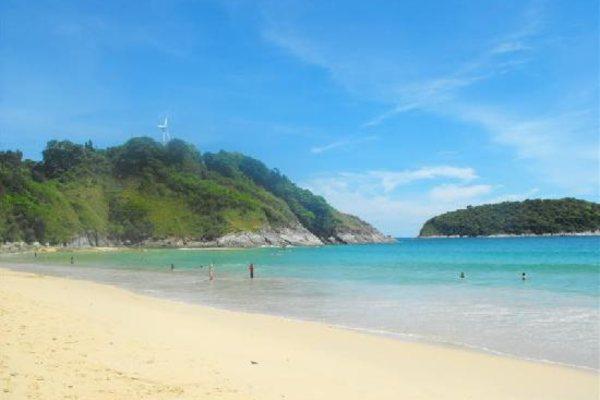 Най Харн пляж Пхукет Таиланд
