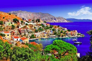 Греция. Какой остров самый красивый?
