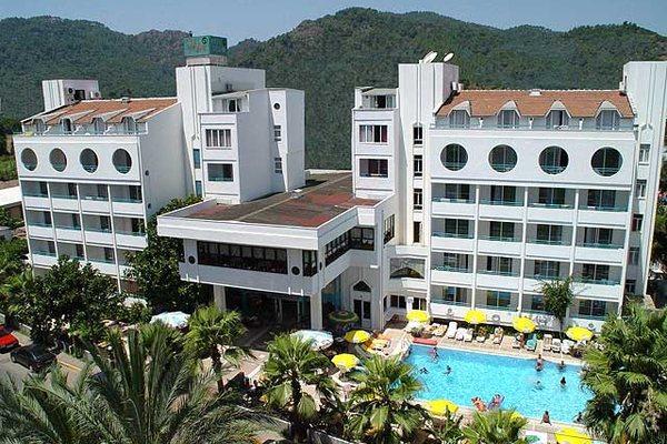 Молодёжные отели Мармариса