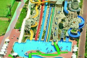 Отели с аквапарками в Турции
