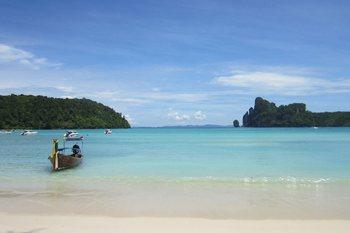 Пояд Пхи Пхи Таиланд прилив