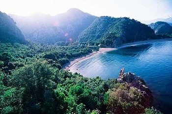 Самые зеленые и тенистые отели Турции
