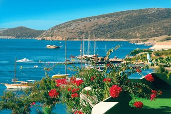 Лучшие курорты Турции на Эгейском побережье: Бодрум
