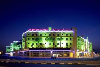 Al bustan centre residence 3 дубай оаэ дубай арабия кемерово