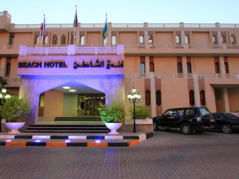 Beach Hotel Sharjah 45505