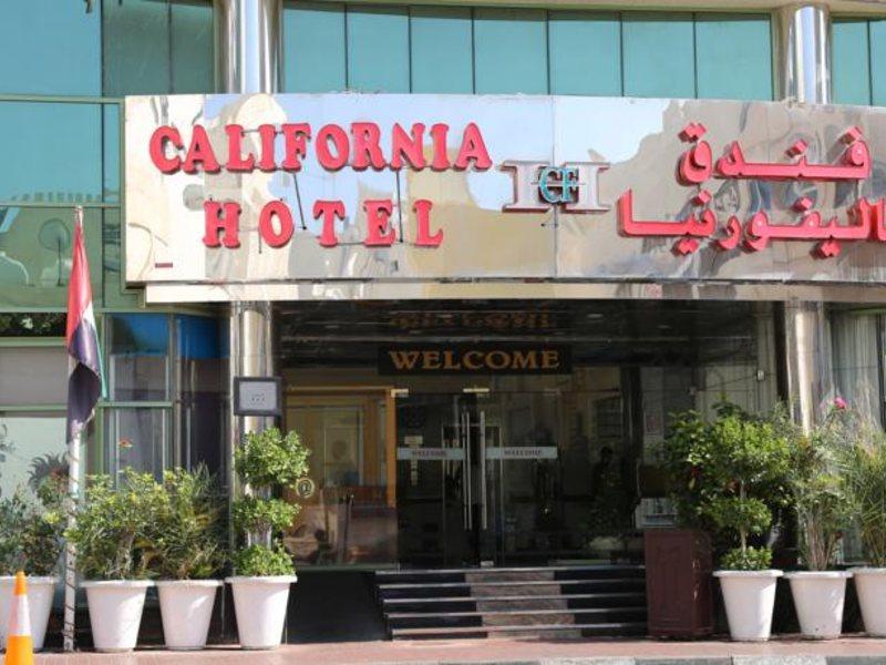 California Hotel 132153
