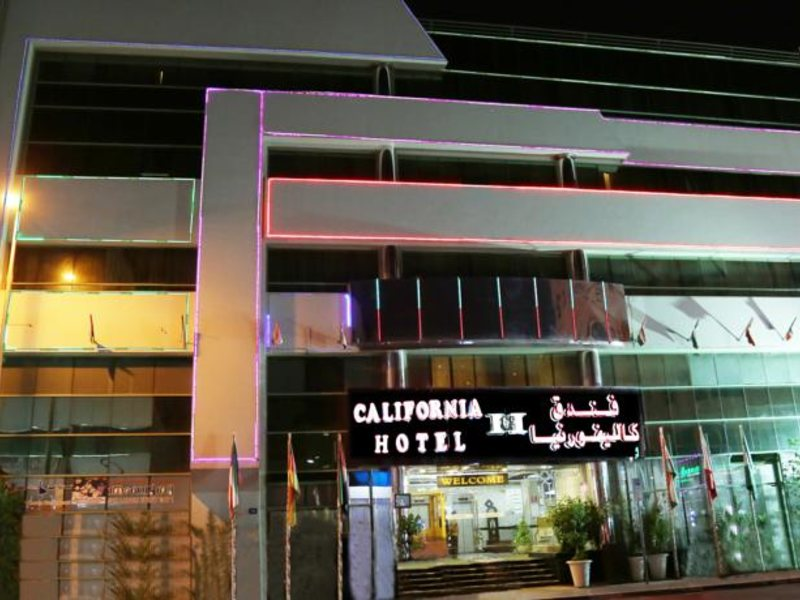 California Hotel 132162