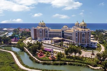 Delphin BE Grand Resort ех. Rixos Lares