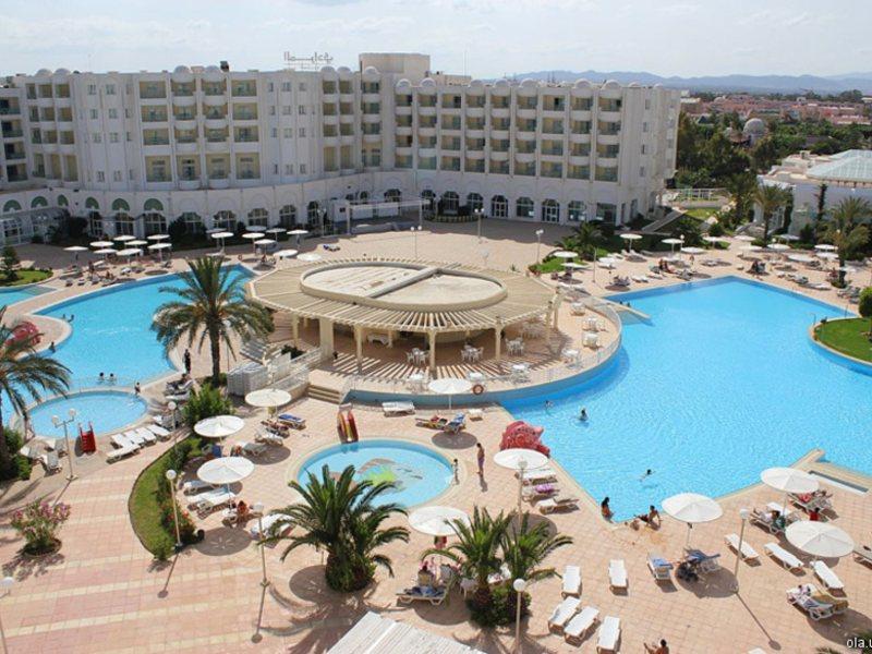 Тунис с супер отелем с ультра все включено!!!