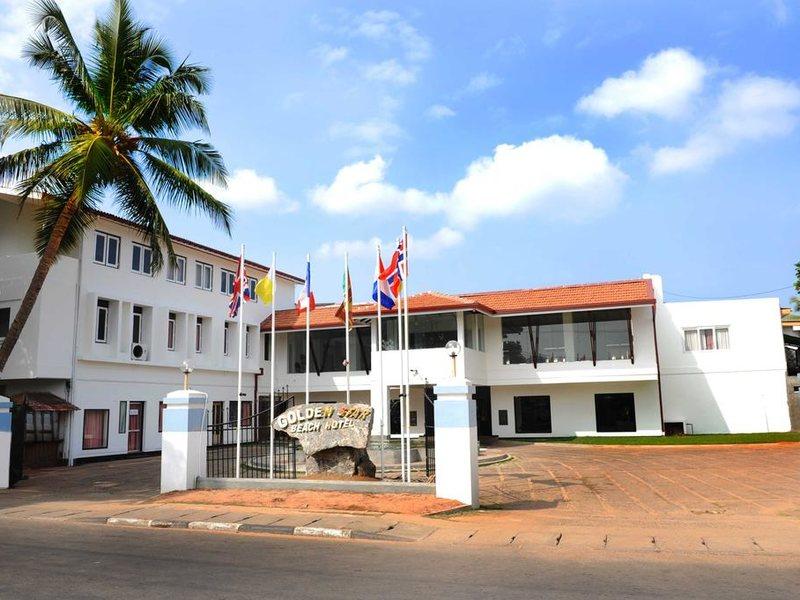 Golden Star Beach Hotel  107576