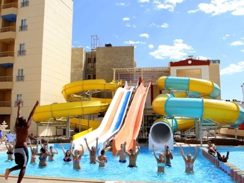 King Tut Aqua Park Beach Resort  125545