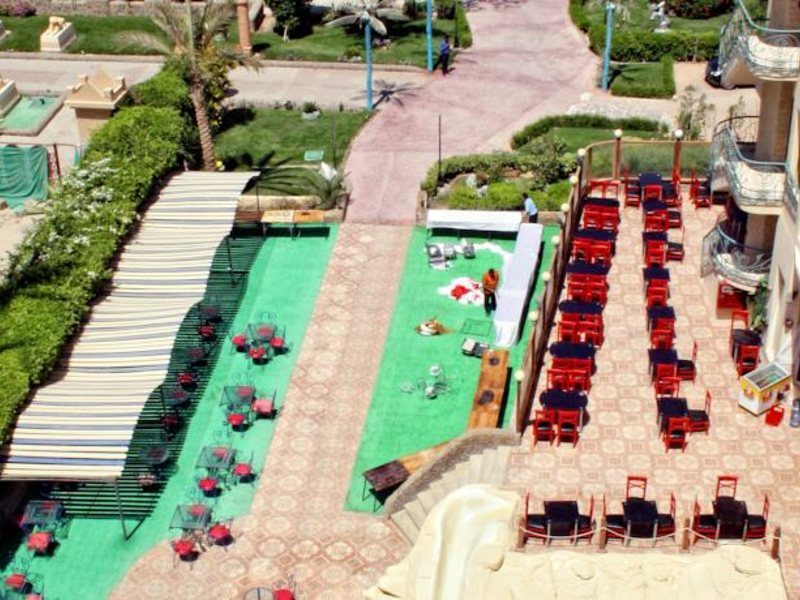 King Tut Aqua Park Beach Resort  125549