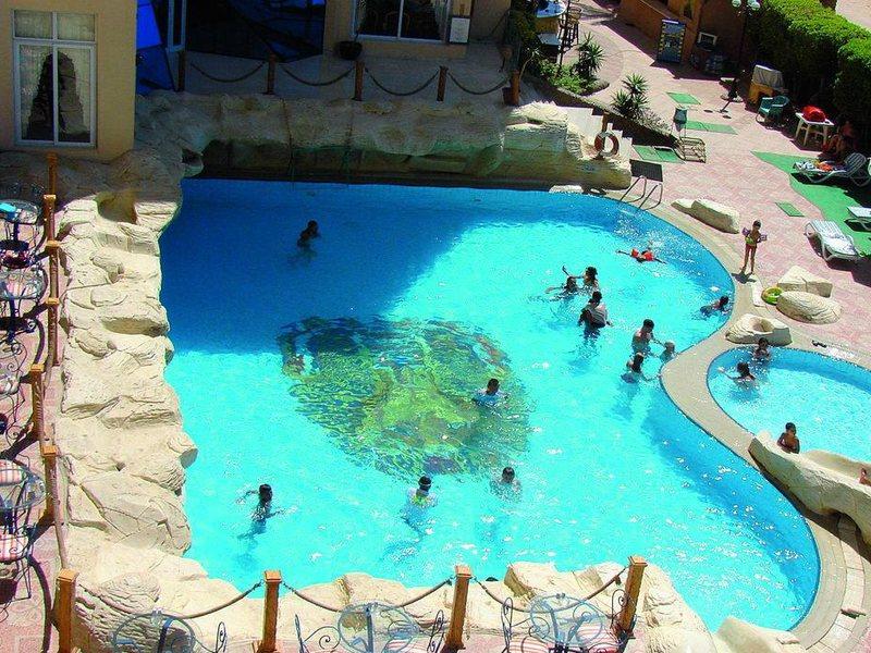 King Tut Aqua Park Beach Resort  125569