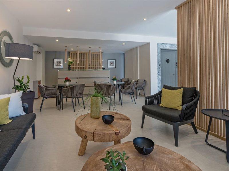 Отель лефконико бич фото