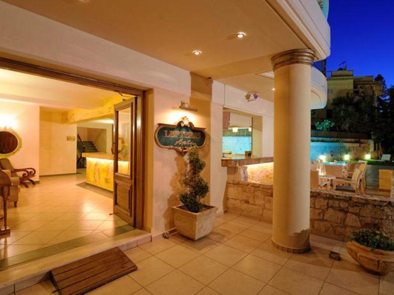 обычный лефтерис отель греция отзывы фото первичной