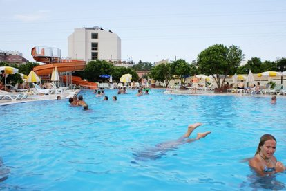 Magic Sun Hotel 4 Turciya Ola Travel
