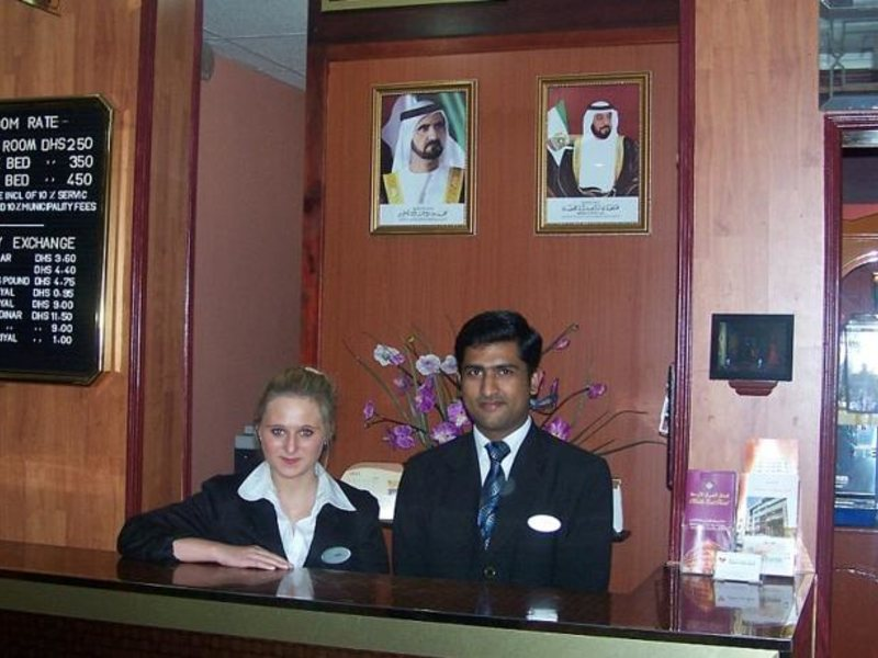 Middle East Hotel 132727