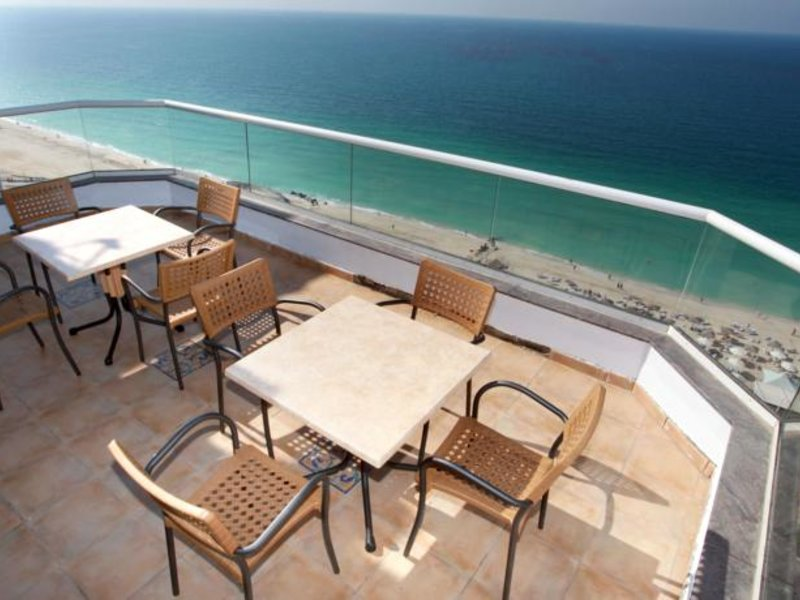 Ramada Beach Hotel Ajman 53805