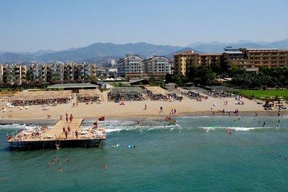 Telatiye Resort Hotel 5 Turciya Ola Travel
