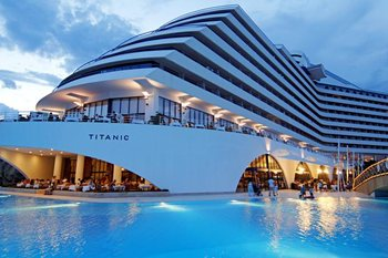 Titanic Beach & Resort Hotel